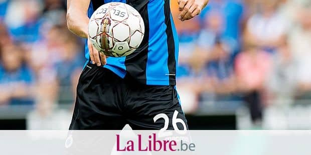 Club's Mats Rits pictured in action during the Jupiler Pro League match between Club Brugge and KAS Eupen, in Brugge, Sunday 29 July 2018, on the first day of the Jupiler Pro League, the Belgian soccer championship season 2018-2019. BELGA PHOTO JASPER JACOBS
