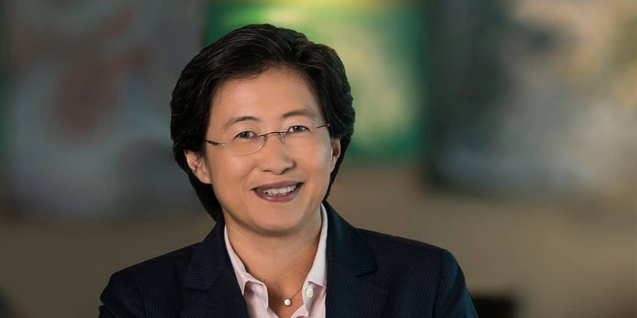 Lisa Su devient la première femme en tête du classement des PDG les mieux payés au monde