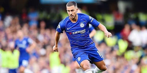 Chelsea veut prolonger Hazard et lui offrir un salaire exceptionnel