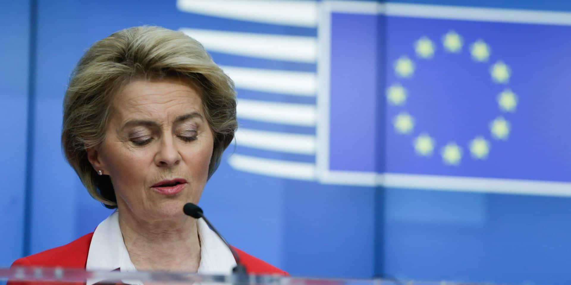 La Commission européenne va proposer un nouveau projet de budget pluriannuel pour riposter au coronavirus