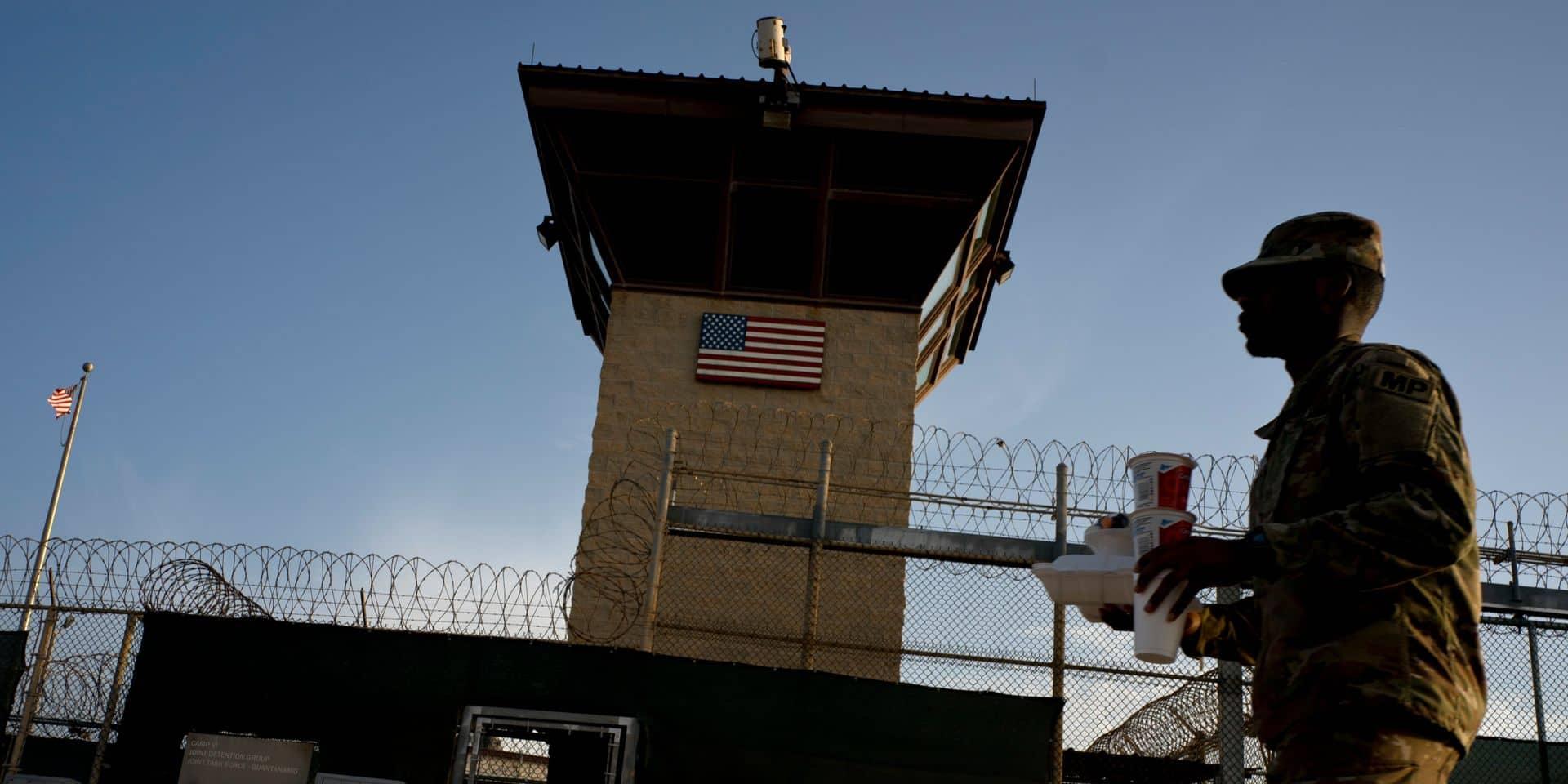 """""""Guantanamo était un boulet politique, tant pour George Bush que pour Barack Obama"""""""