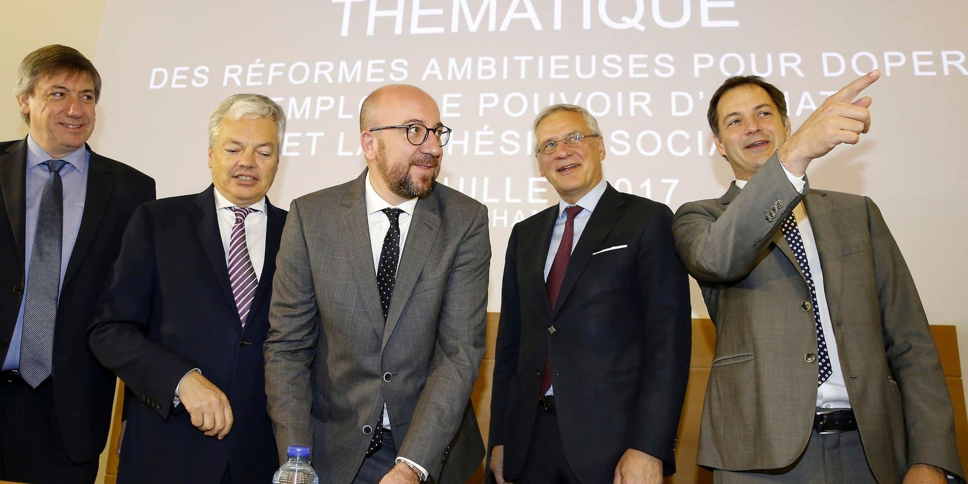 """La Belgique est """"socio-économiquement inadaptée"""""""