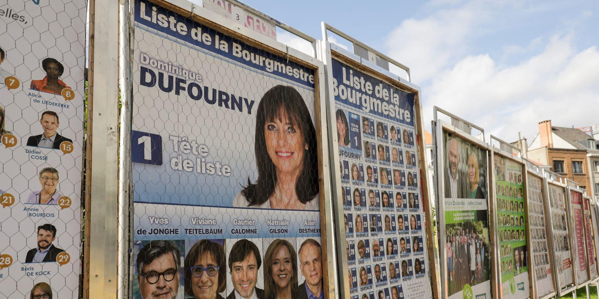 Elections communales à Ixelles : Le PS risque de basculer dans l'opposition
