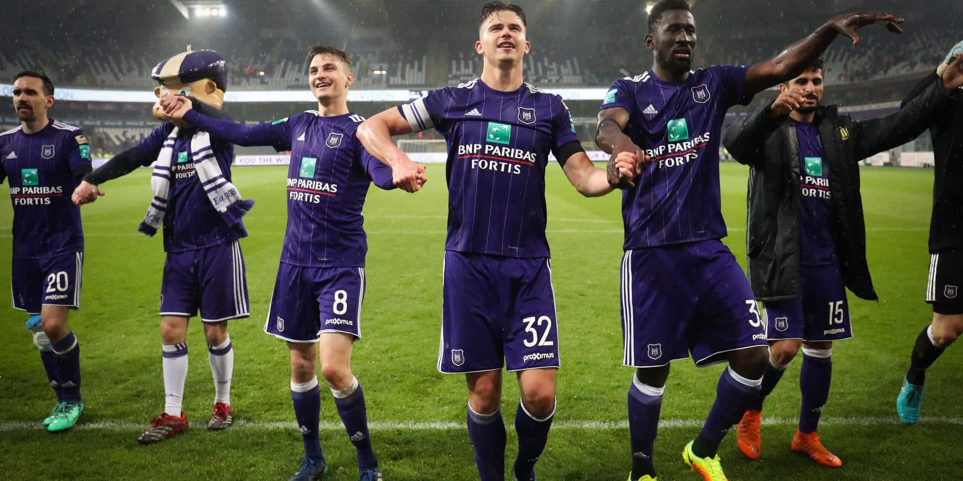 Comment Anderlecht entretient le rêve fou d'un 35e titre