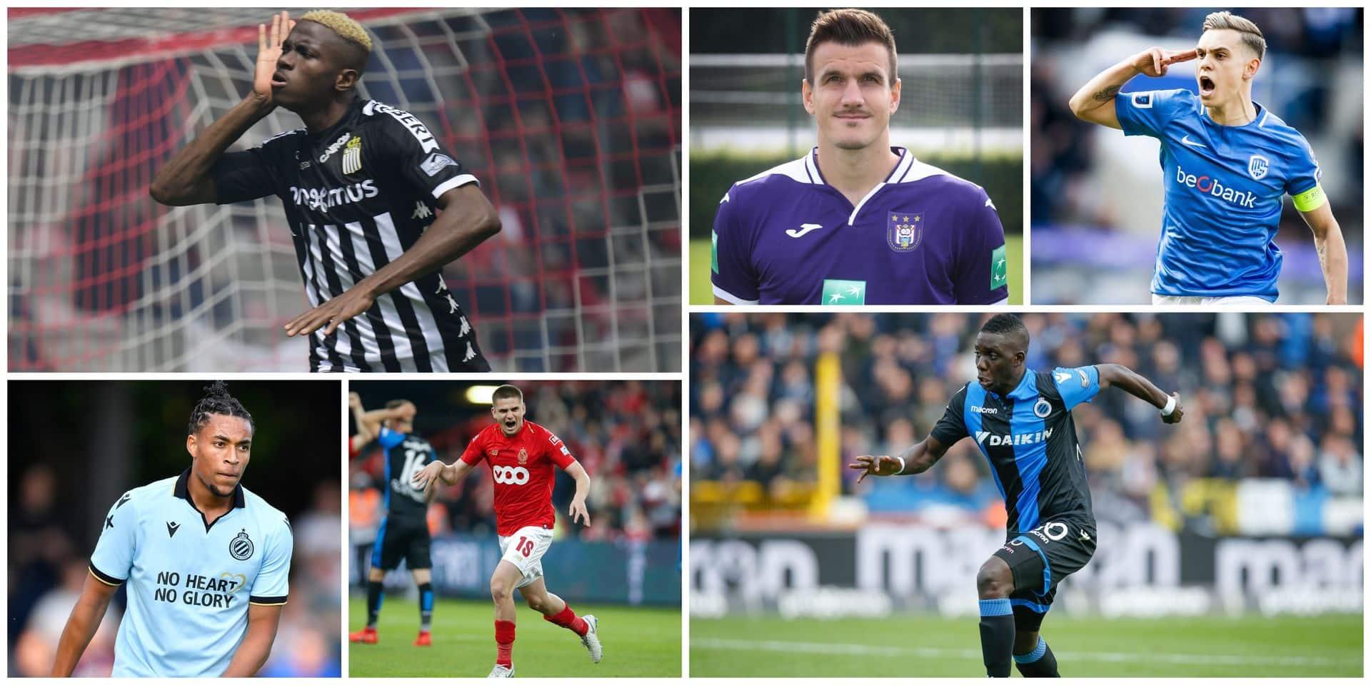 Quels clubs de Pro League ont le mieux vendu durant ce mercato?