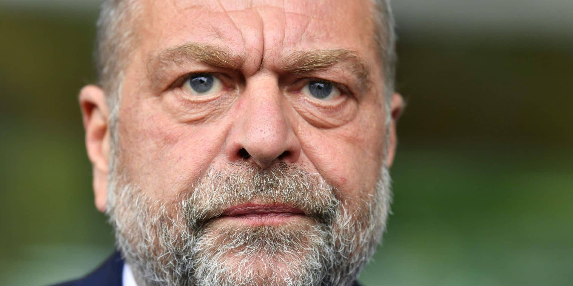"""France : Dupond-Moretti veut que les procès soient """"totalement"""" filmés et diffusés"""