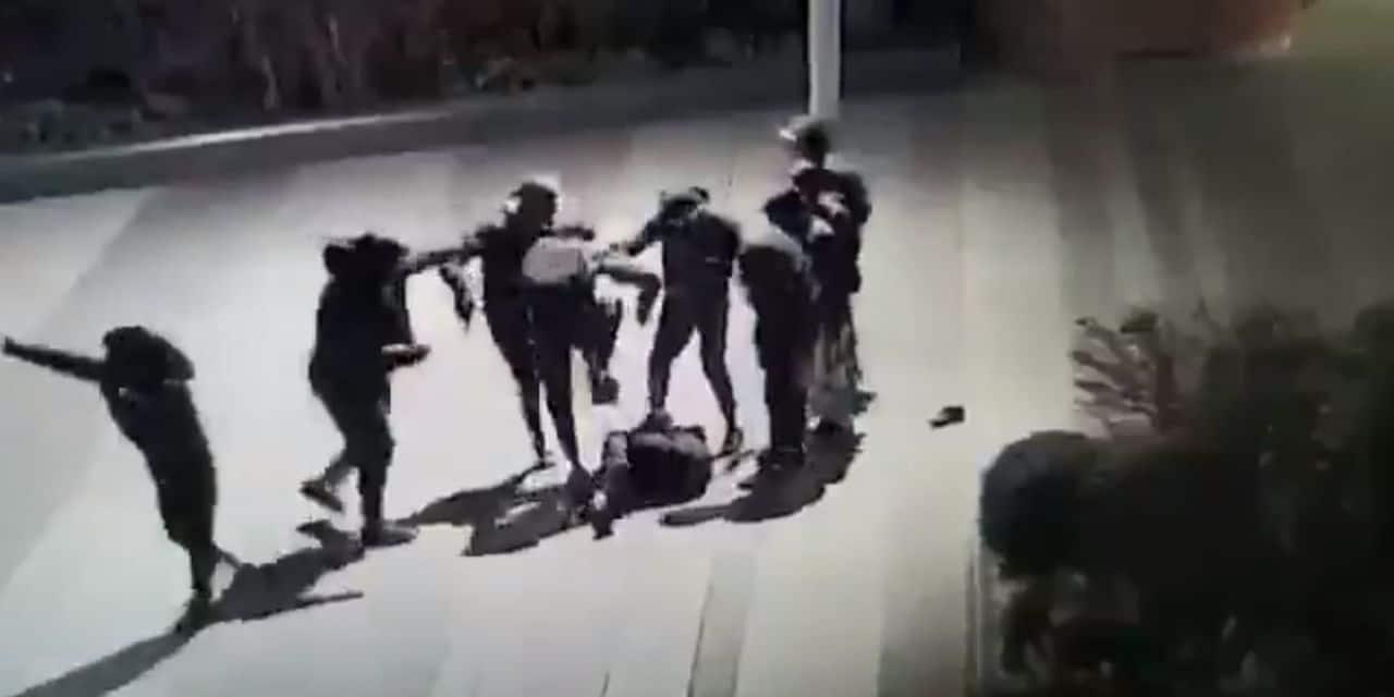 """Tabassage de Yuriy à Paris: 5 jeunes visés pour """"tentative d'assassinat"""""""