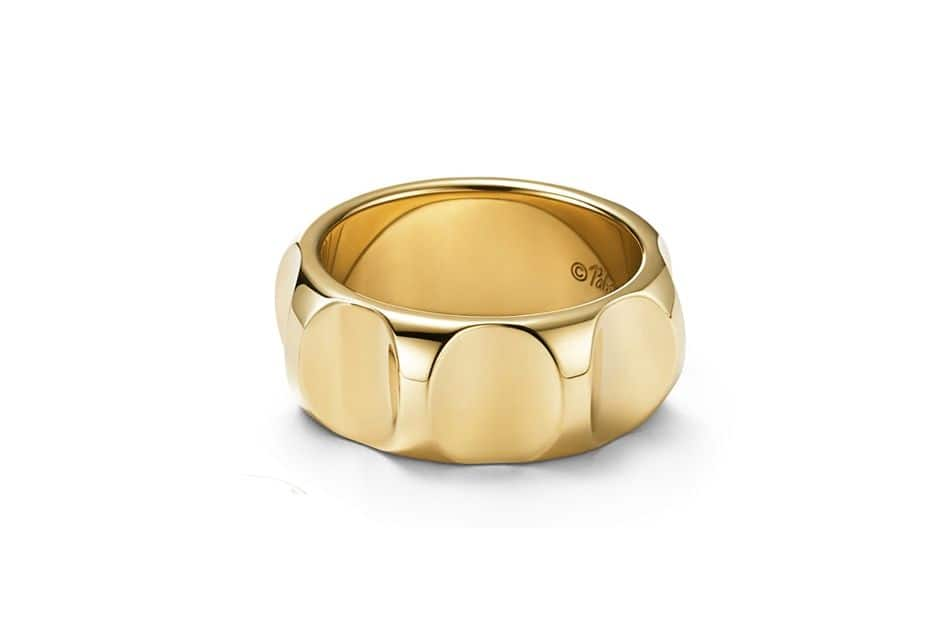 Bague Paloma's Groove de Tiffany & Co, 2850 €