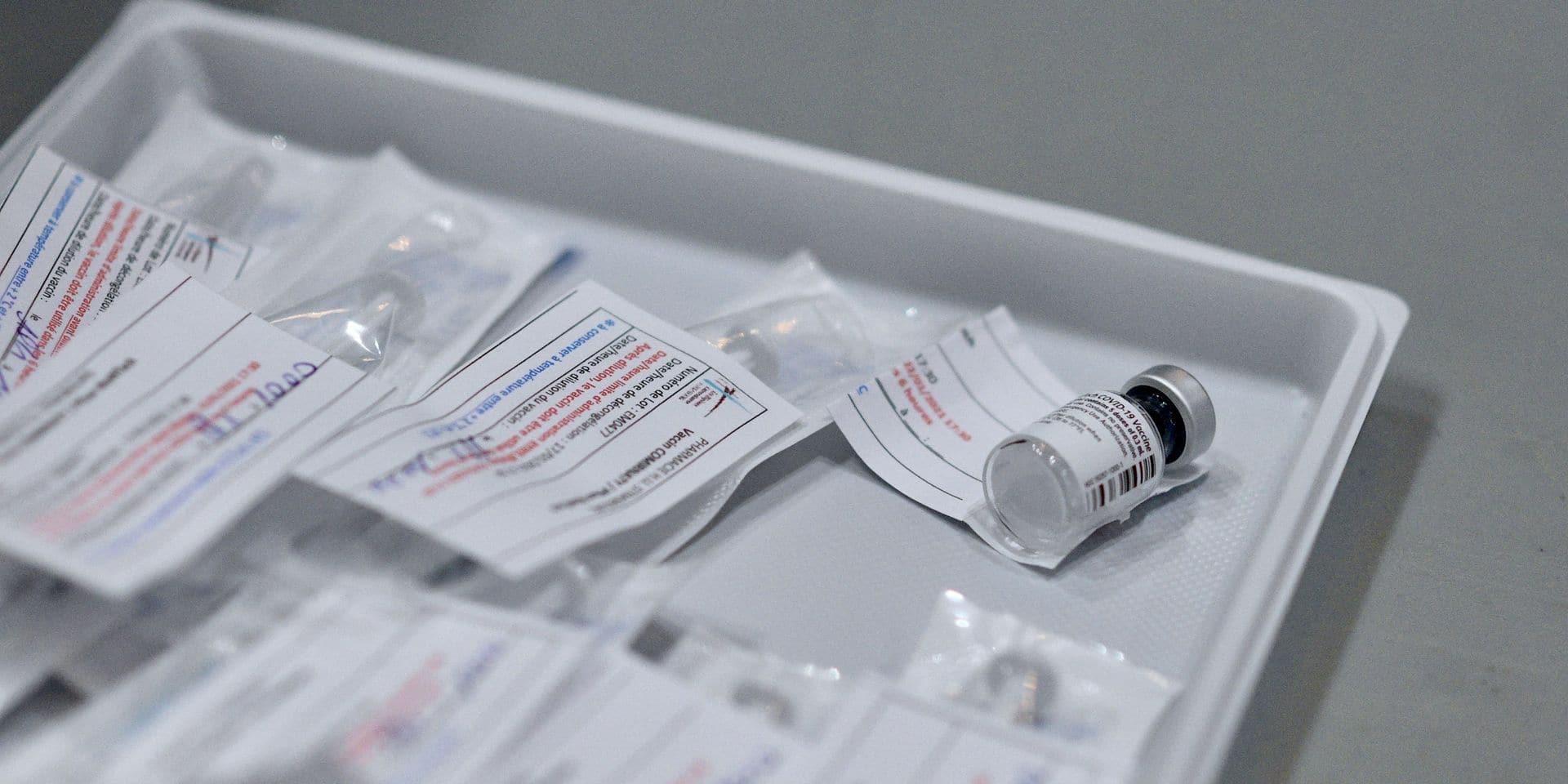 L'Europe s'essouffle dans la course aux vaccins, la stratégie de vaccination pointée du doigt