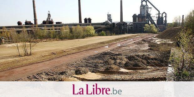 Anciens ouvriers des Forges de Clabecq.