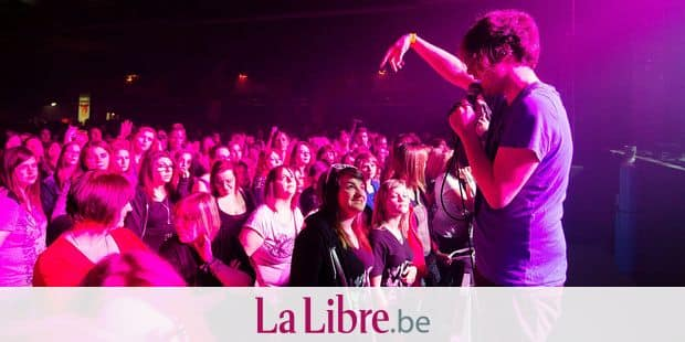 Herve : Fastlane Candies en concert au Bel Zik Festival