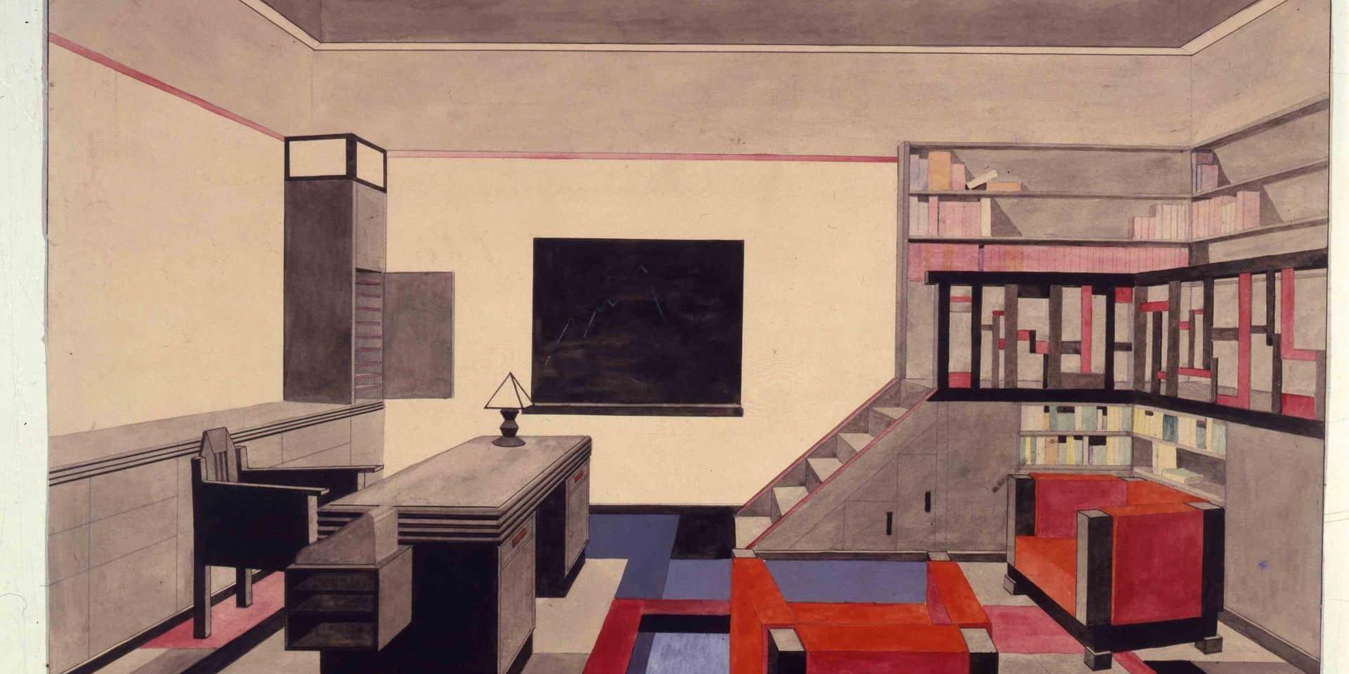 Quand la Belgique était moderniste: l'aventure de 7Arts