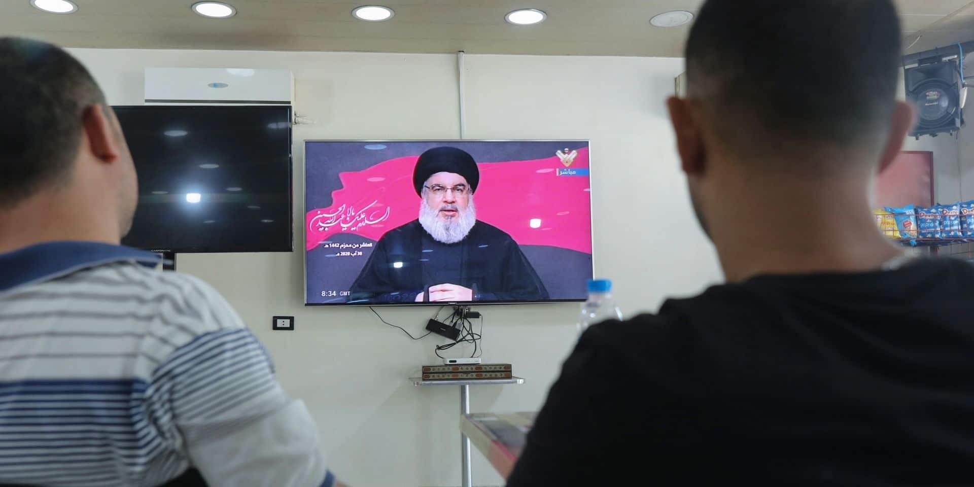 """Liban: le Hezbollah prêt à discuter d'un nouveau """"pacte politique"""" proposé par Paris"""