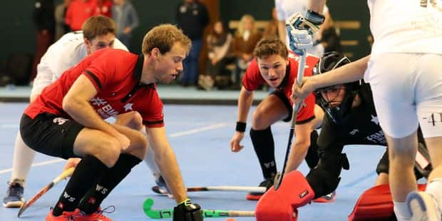 Hockey en salle: le Léopold et le White Star seuls invaincus - La Libre