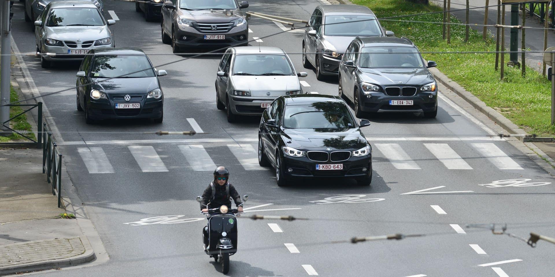Les taxes automobiles s'envolent et rapportent plus de 20 milliards