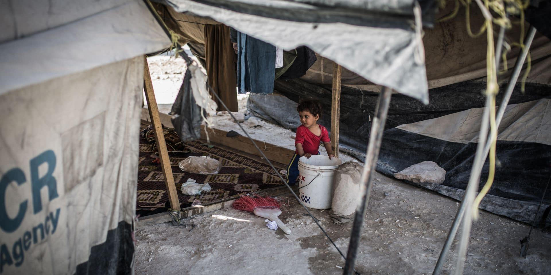 Il est urgent de rapatrier les enfants belges de Syrie