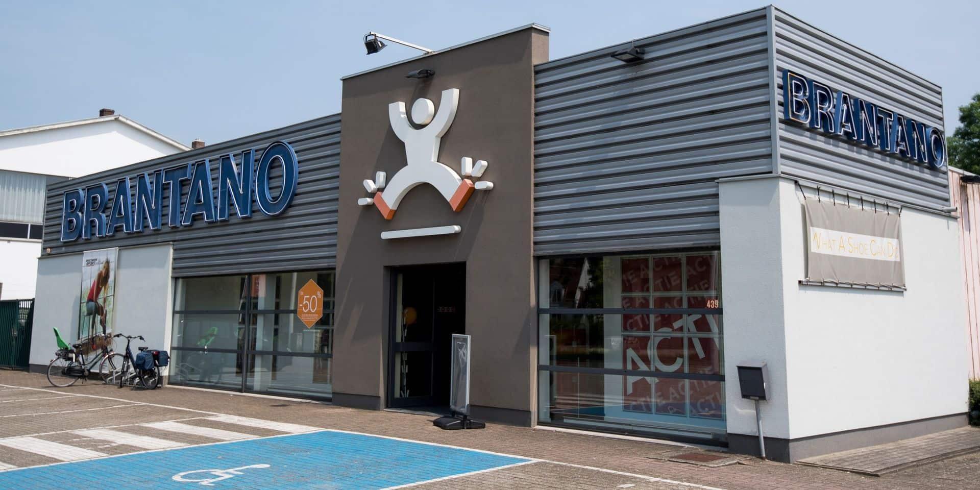 Une filiale d'un géant allemand reprend 43 magasins Brantano en Belgique