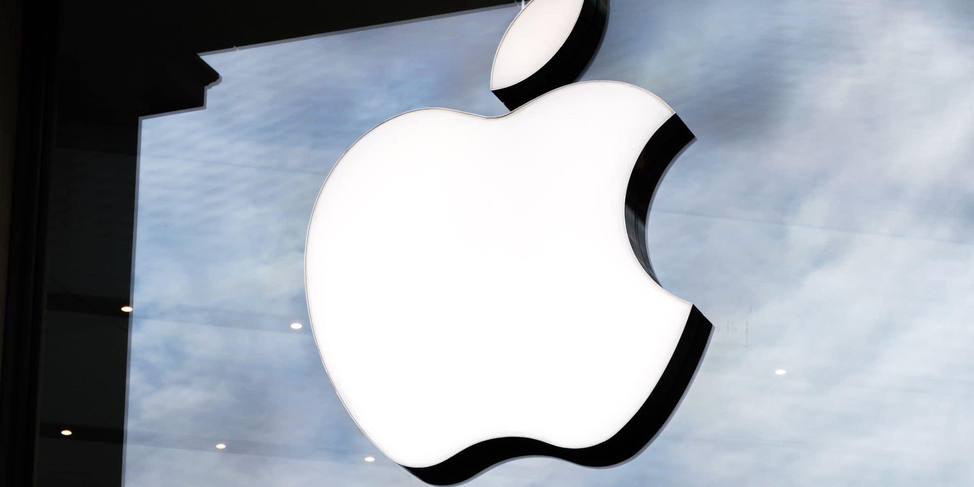 Apple alloue 200 millions de dollars à un fonds en faveur du climat