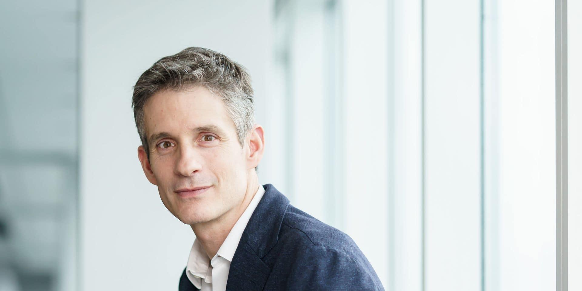 """Guillaume Boutin (Proximus): """"La 5G permet de créer une société plus responsable au niveau environnemental"""""""