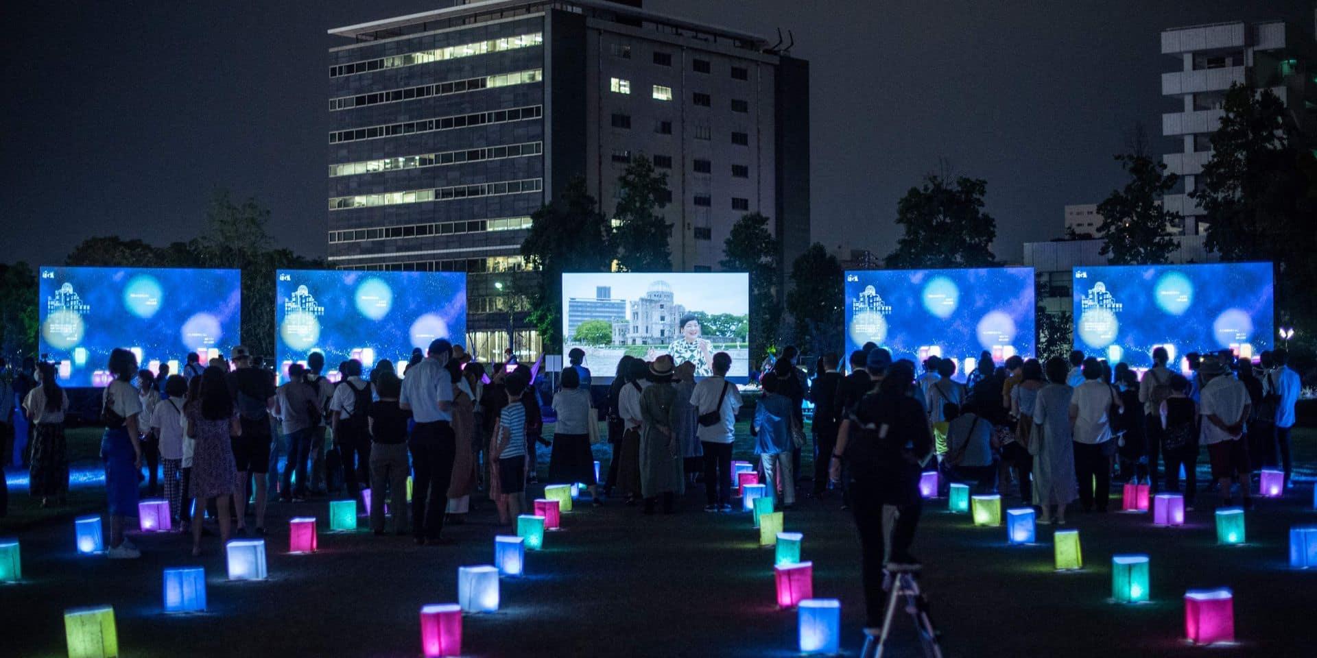 """Japon: les irradiés par la """"petite pluie noire"""", des retombées radioactives, sont reconnus comme victimes"""