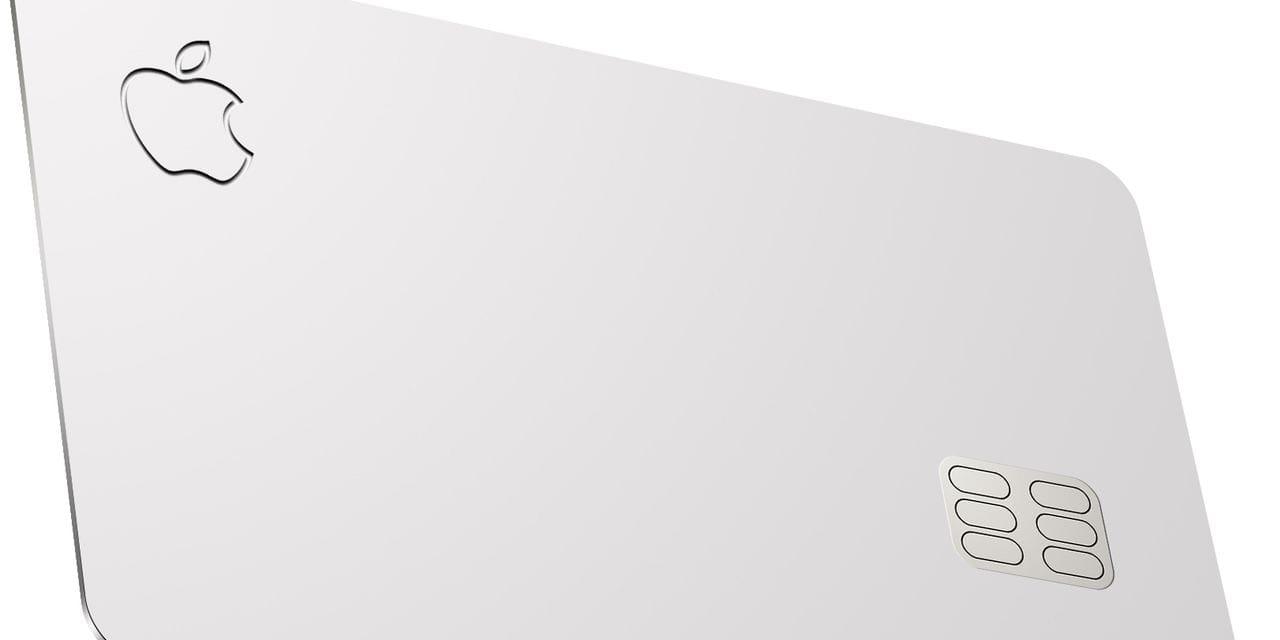 Apple lance sa carte de paiement mais l'Apple Card a quelques inconvénients