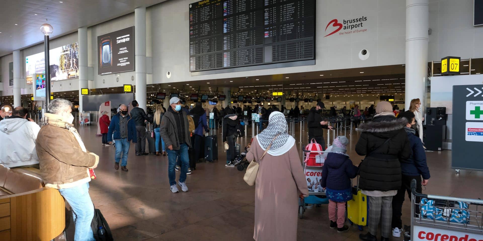 La Belgique ferme ses frontières avec le Royaume-Uni