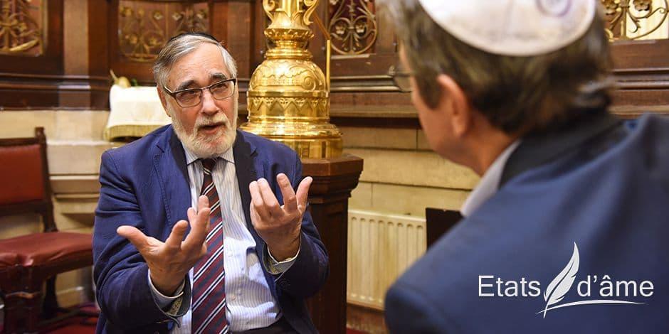 """Albert Guigui: """"L'antisémitisme est un virus qui mute"""" - La Libre"""