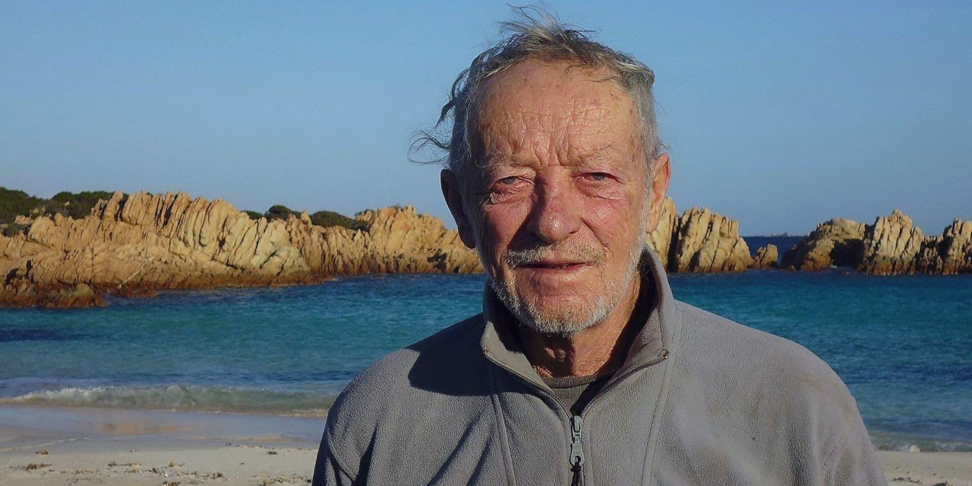 Mauro Morandi, le Robinson Crusoé italien forcé de quitter son île