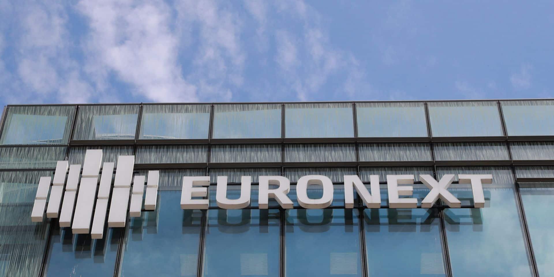 Léger recul des Bourses européennes, Francfort se maintient au-dessus des 15 000 points