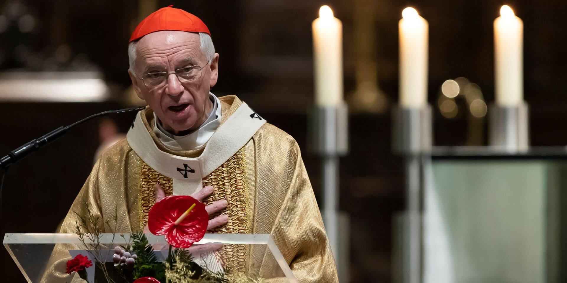 Le cardinal de Kesel a salué l'action des jeunes pour le climat