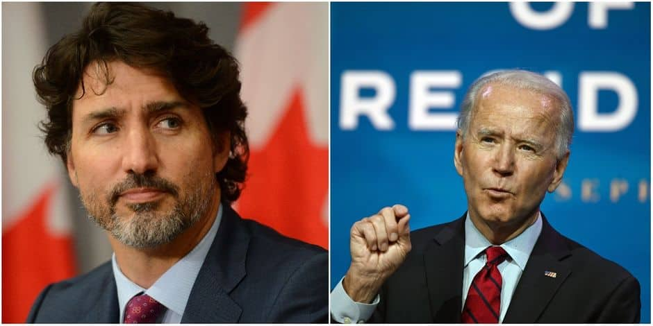 L'oléoduc Keystone, l'épouvantail qui menace déjà les relations entre Trudeau et Biden