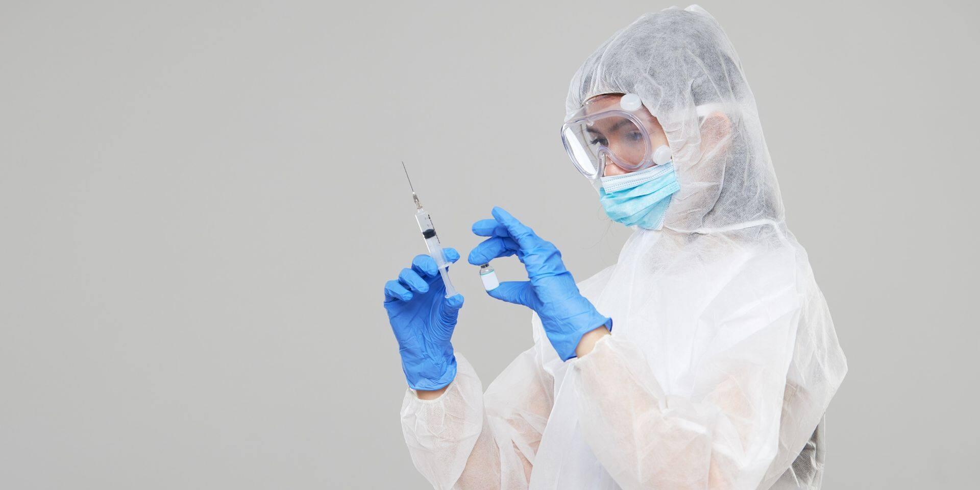 Un vaccin contre le coronavirus ? Pas avant 12 à 18 mois