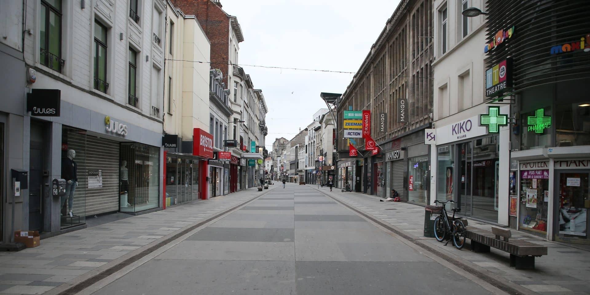 Les libéraux demandent l'état d'urgence économique et sociale dans les communes bruxelloises