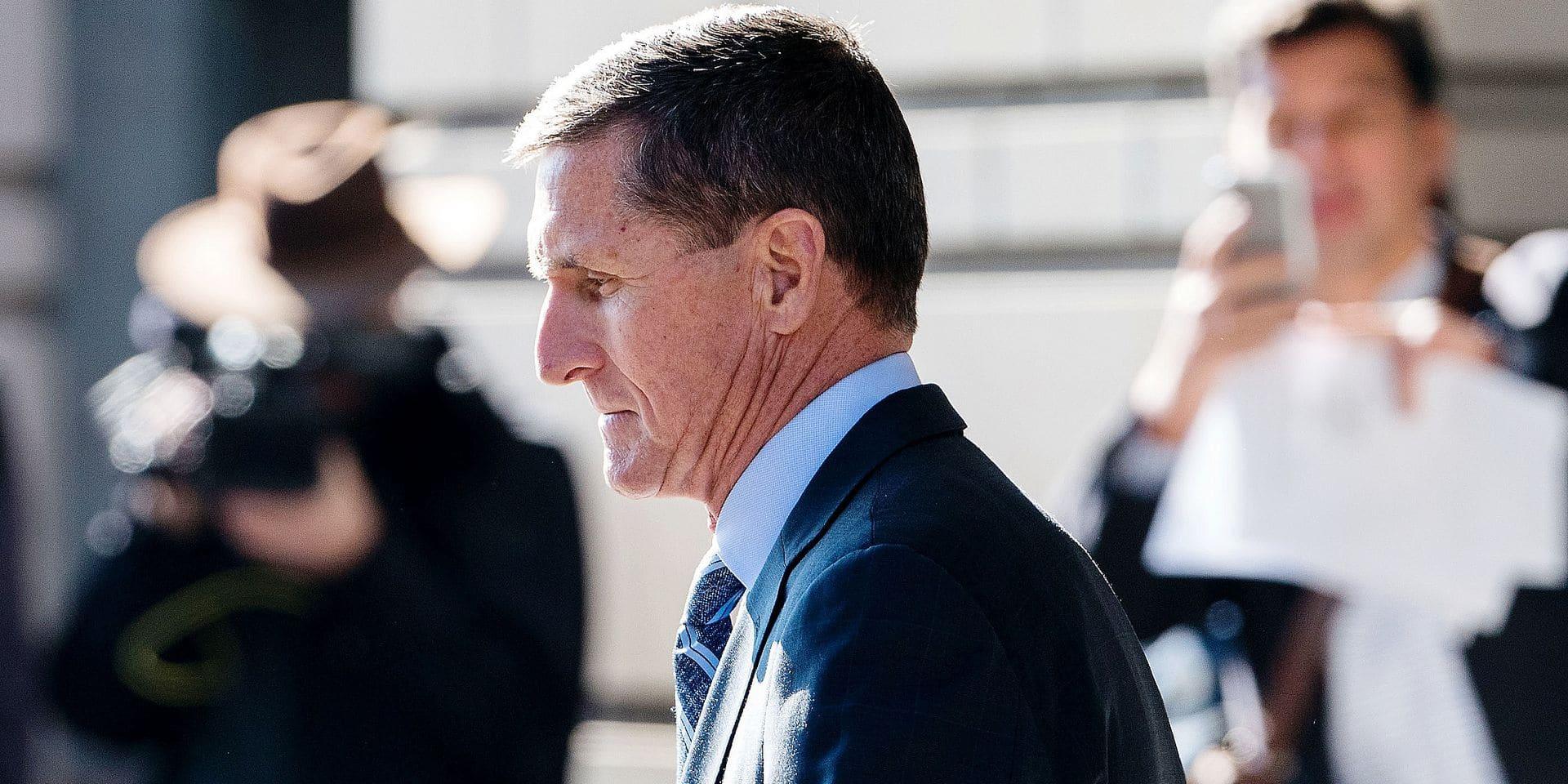 U.S.-WASHINGTON D.C.-FORMER NATIONAL SECURITY ADVISER-FLYNN-FBI-FALSE STATEMENTS