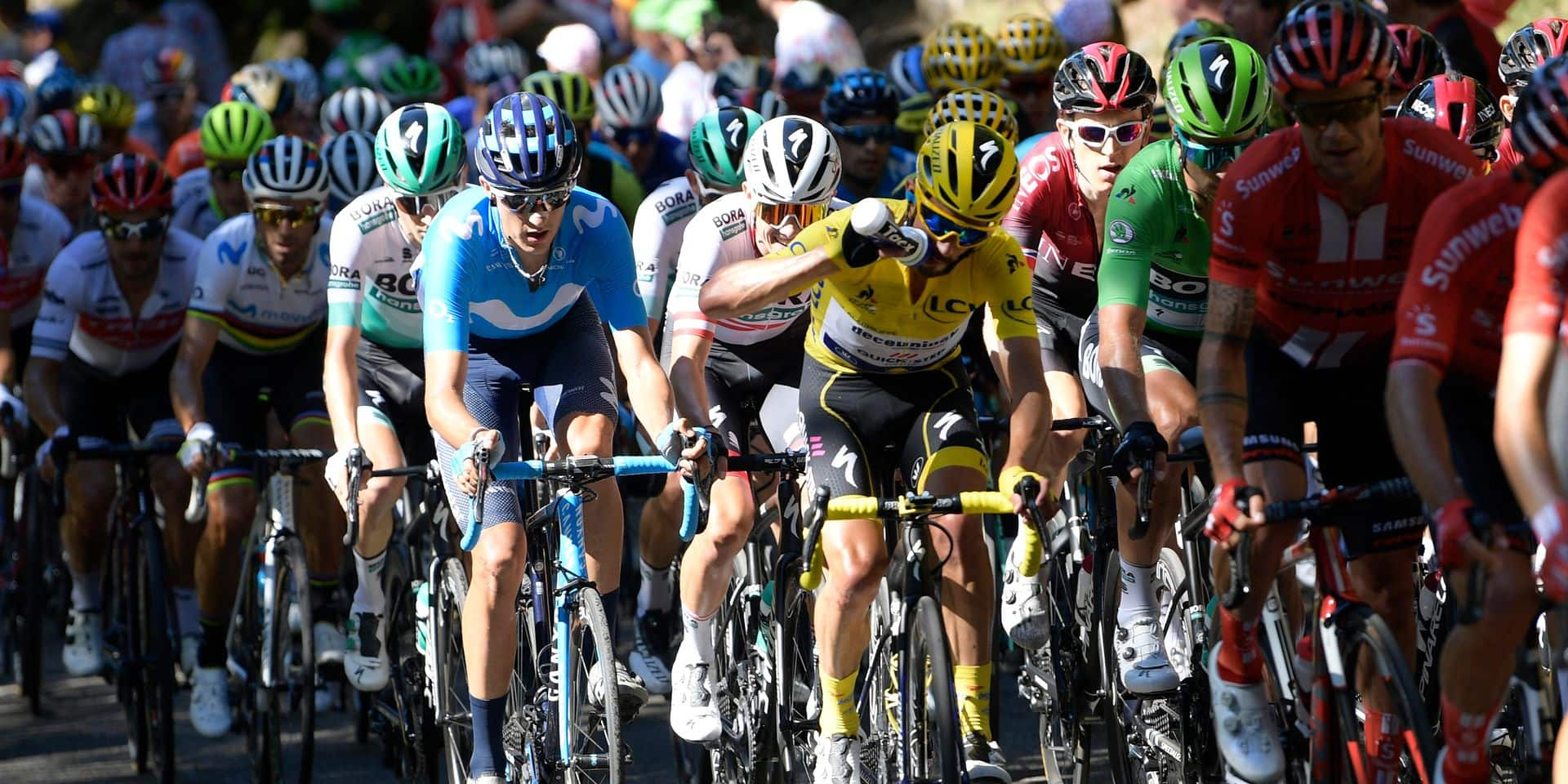 Une cinquantaine de députés français demandent l'inscription du Tour de France au patrimoine de l'humanité