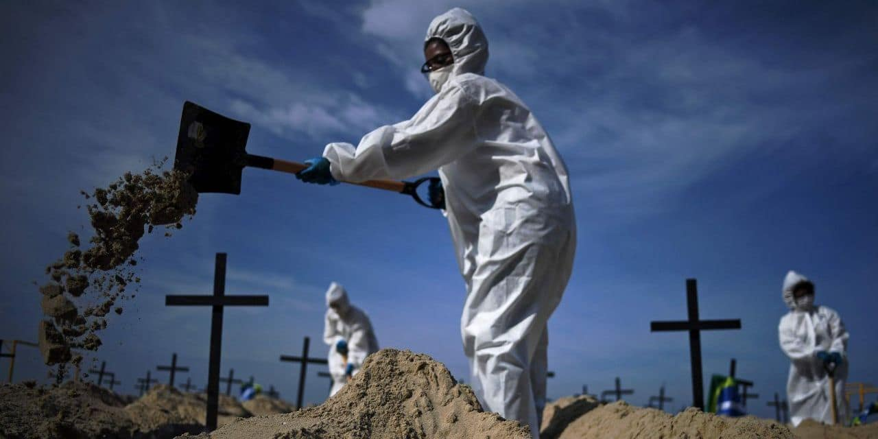 La lutte contre le coronavirus est-elle plus meurtrière que le virus lui-même ?