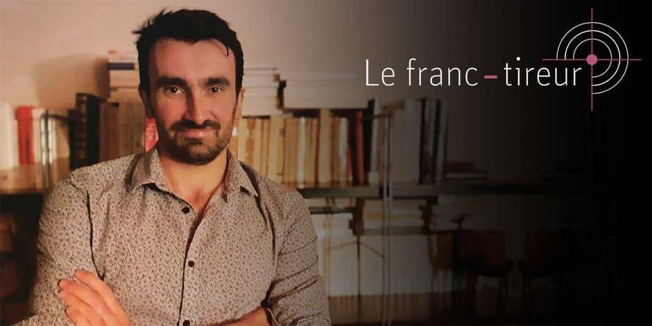 """Frédéric Sallée, auteur de """"La mécanique de l'histoire"""": """"Aujourd'hui, tout le monde se prend pour un historien"""""""