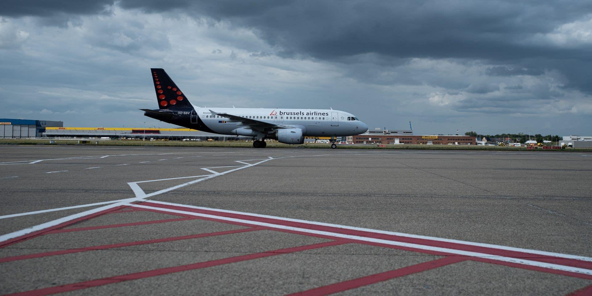 Un avion de Brussels Airlines cloué au sol: 106 passagers bloqués à Malaga