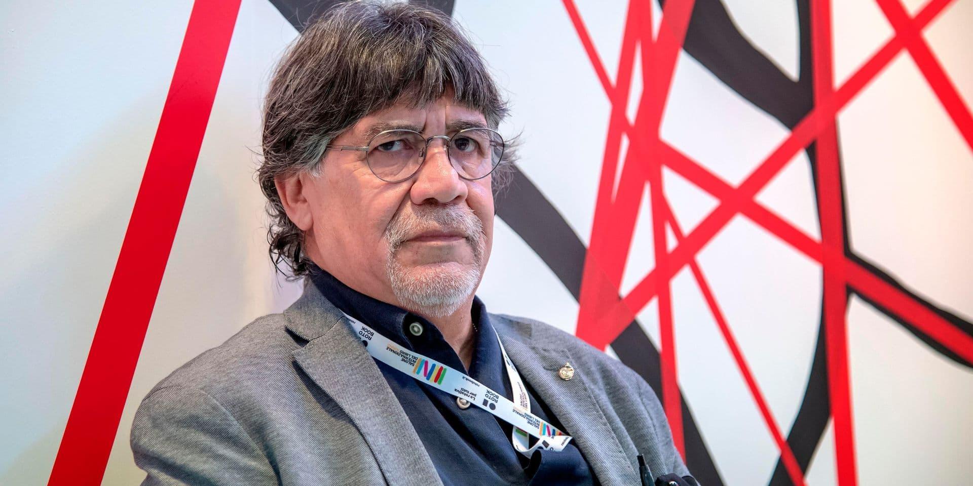 L'écrivain Luis Sepulveda est décédé à 70 ans des suites du coronavirus