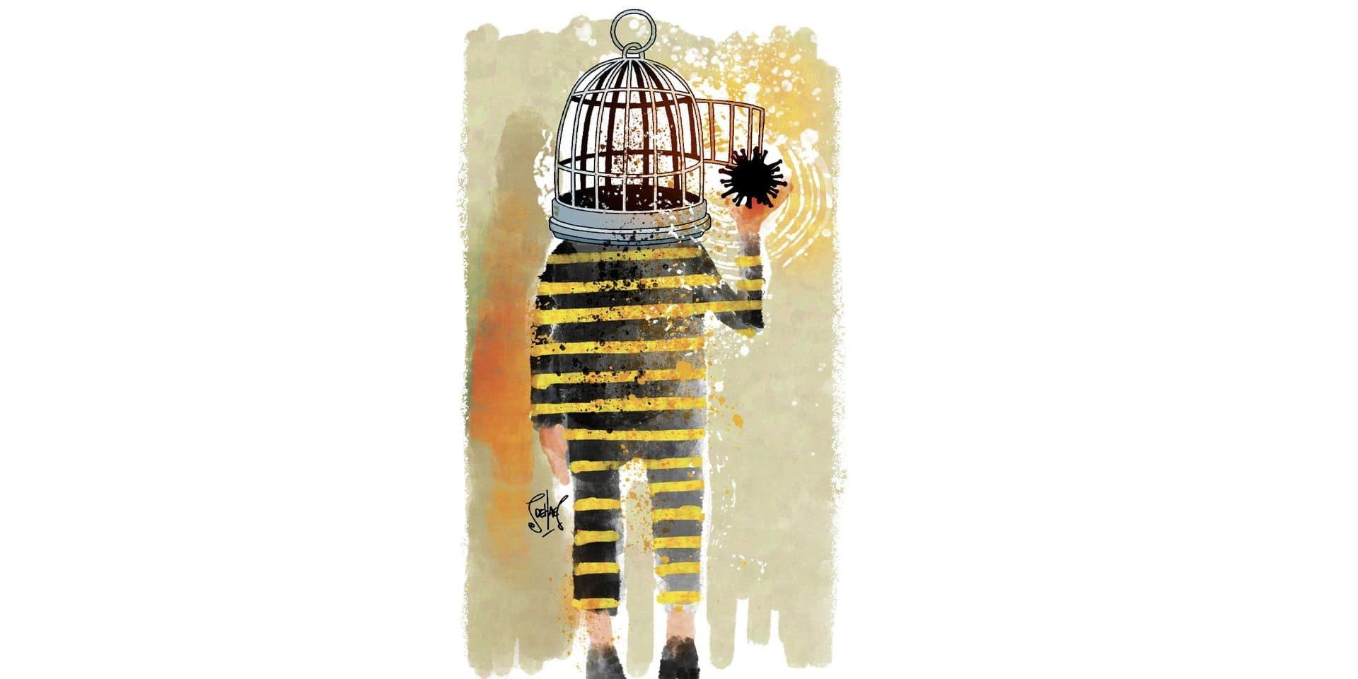 Les détenus et le travail social en prison sont mis à mal dans l'indifférence générale