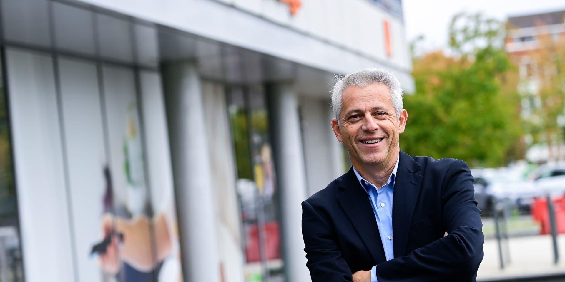 """""""Attention, parfois je mens"""": le nouveau CEO d'Orange Belgique fait le point, franc-jeu, sur les dossiers chauds du moment"""