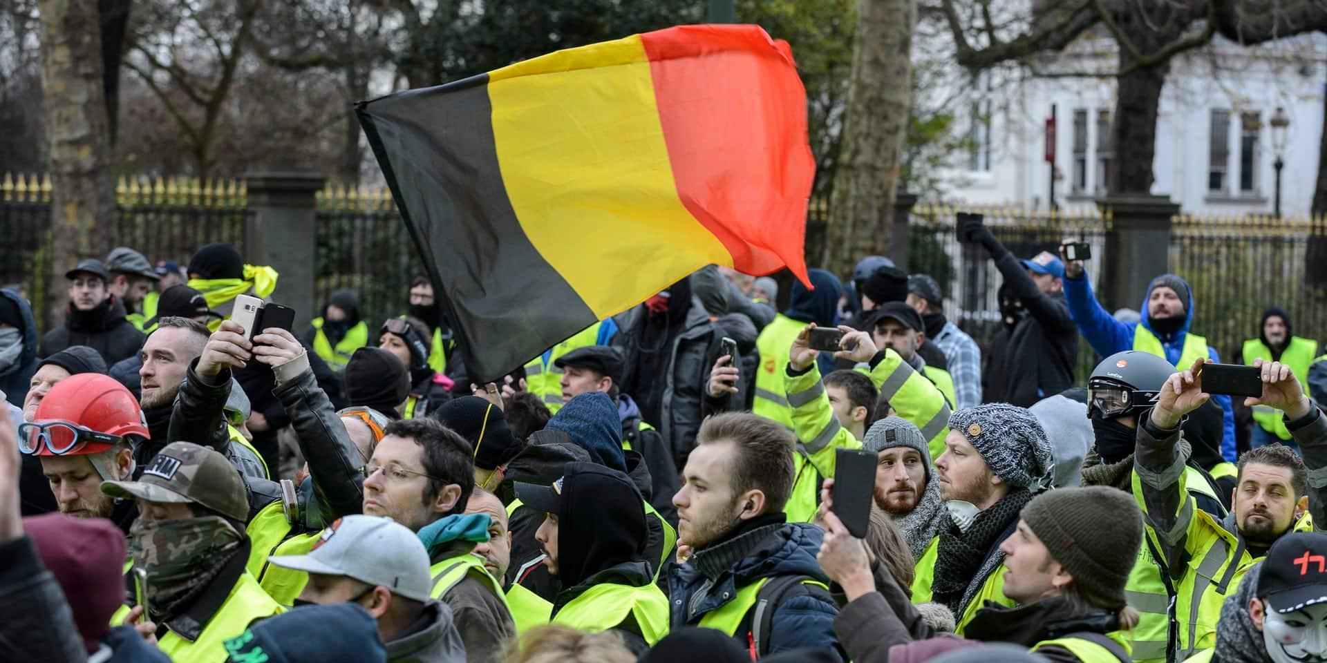Gilets jaunes et récits de l'insurrection : quelles conséquences en Belgique