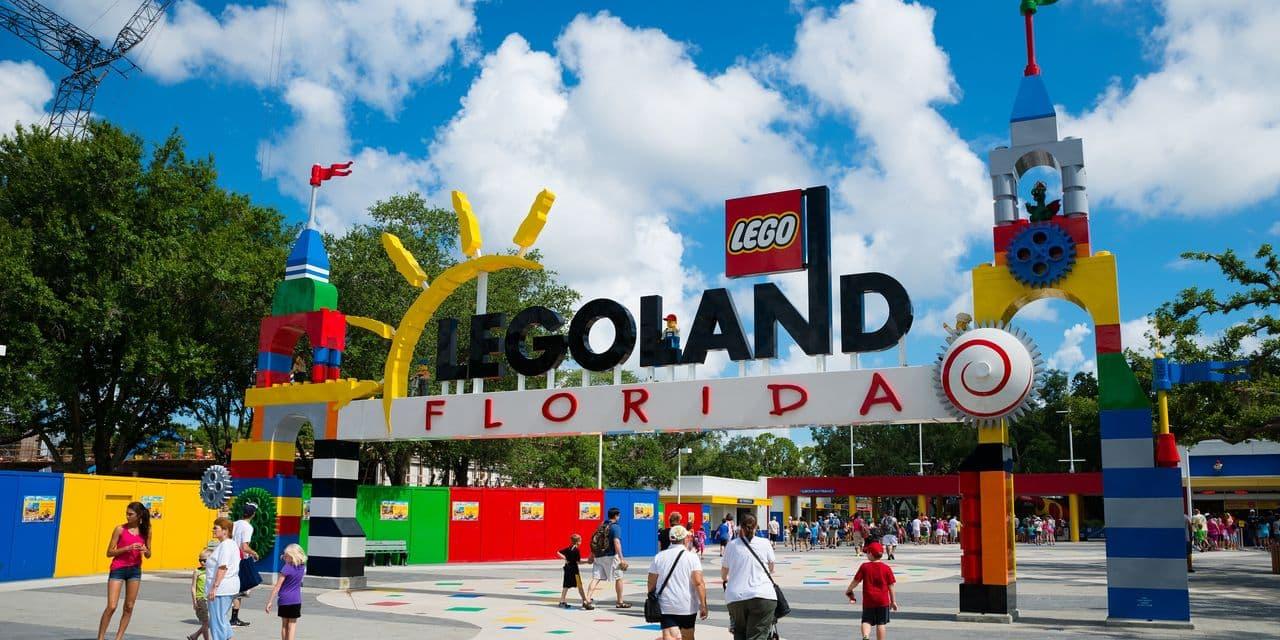 Le parc d'attractions Legoland pourrait s'installer sur le site de Caterpillar et ouvrir ses portes... - lalibre.be