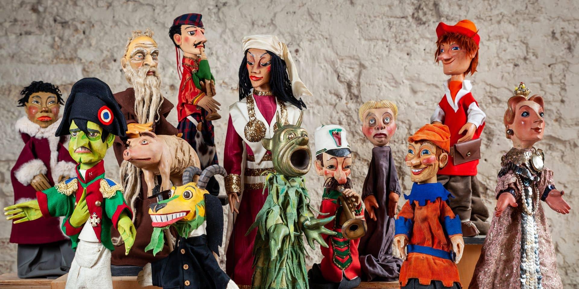 Les spectacles de marionnettes : un patrimoine préservé