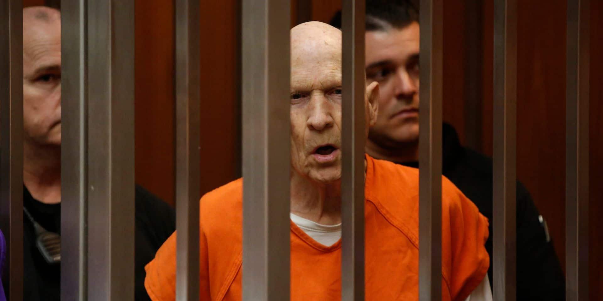 """USA: accusé de 13 assassinats, le tueur du """"Golden State"""" plaide coupable"""