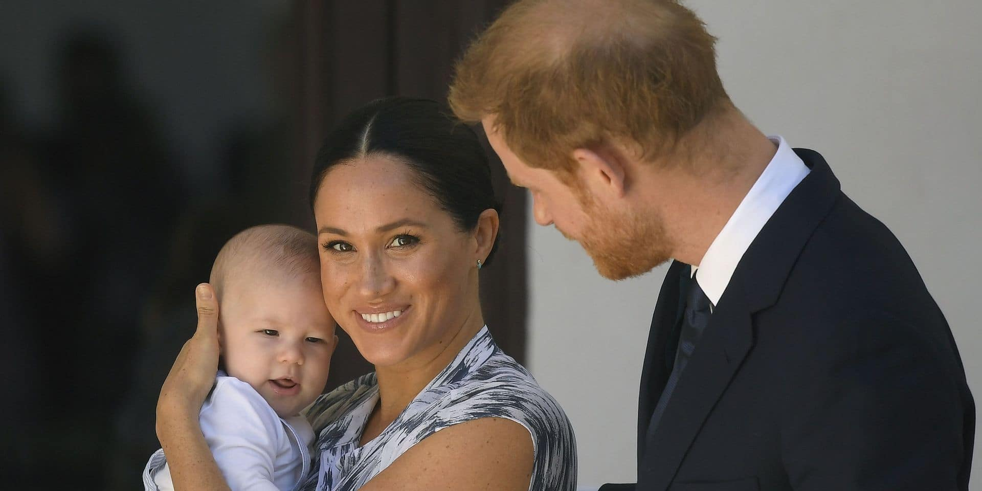 Duke & Duchess of Sussex In South Africa - Day 3