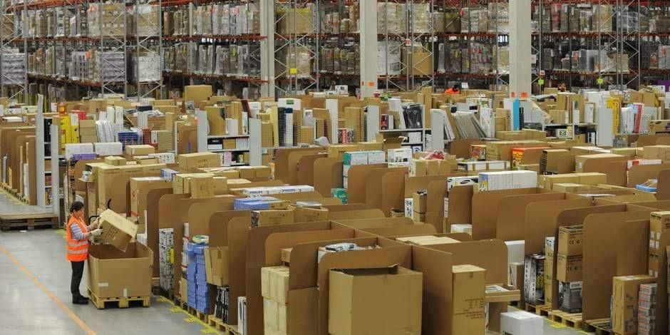 Comeos demande de taxer Amazon pour soutenir les commerces belges en perdition