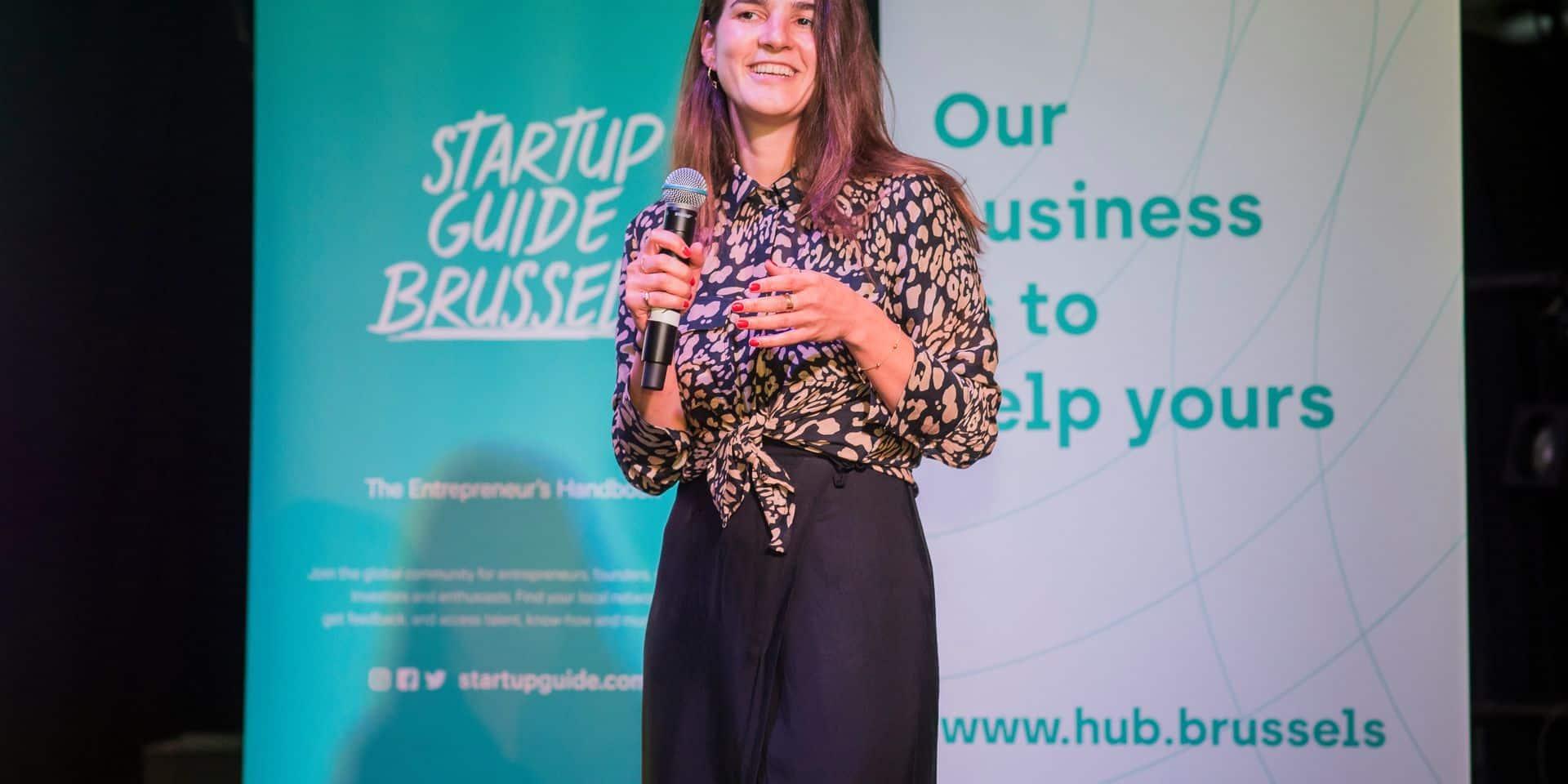 """Startup Guide"" va mettre Bruxelles en valeur"
