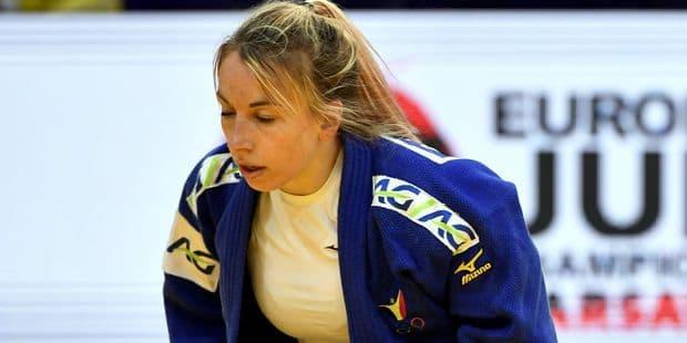 Championnats d'Europe de judo: Charline Van Snick battue d'entrée - La Libre