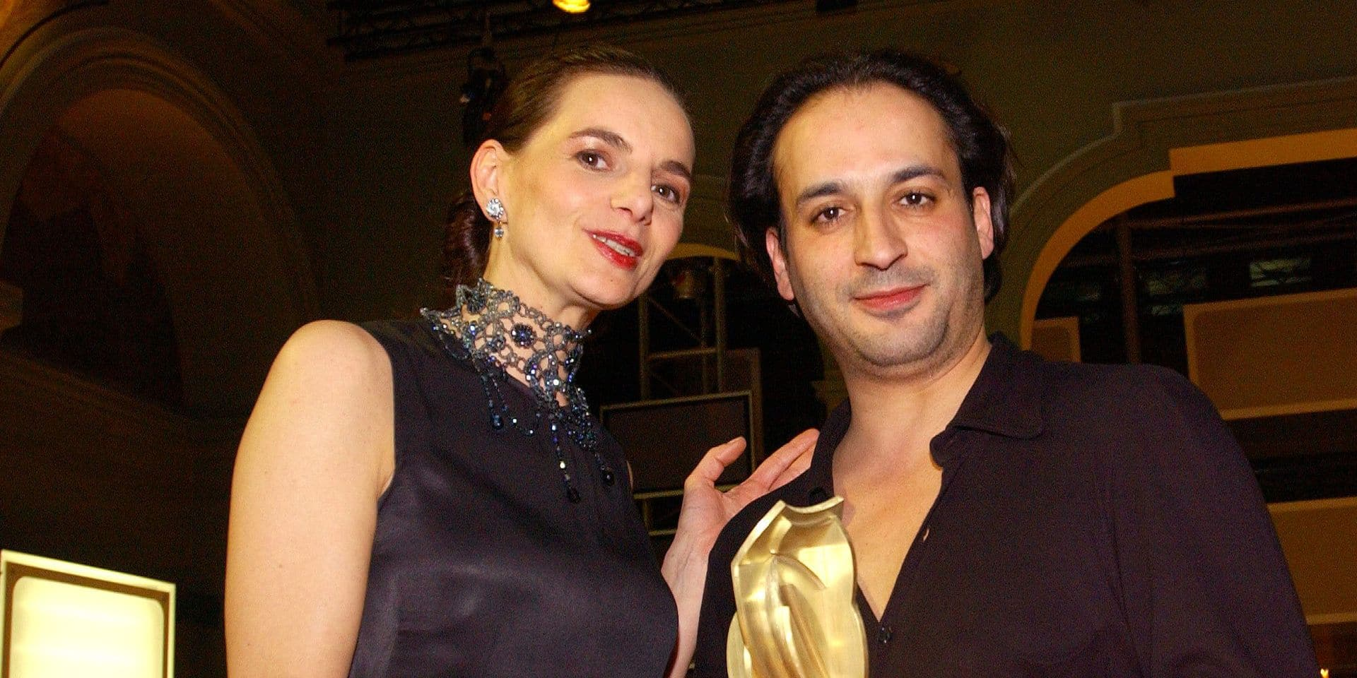 Hafid Bouazza (droite).